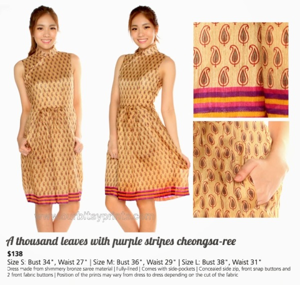 A-thousand-leaves-saree