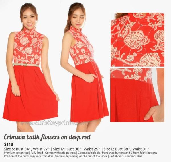 Crimson-batik-cheongsam