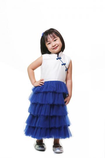 Himalayan Blue Girl