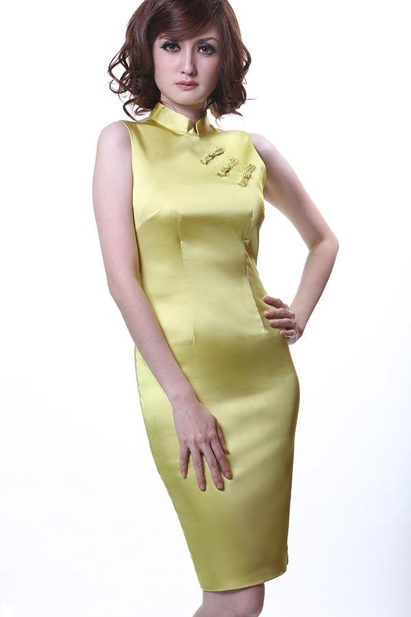 Jasmine cheongsam