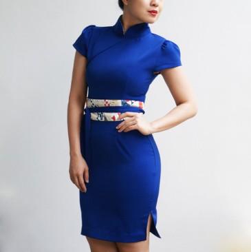 Blue fujisan