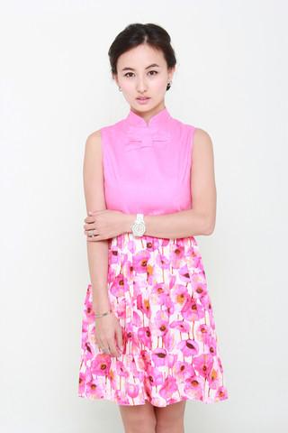 THC - pink poppies